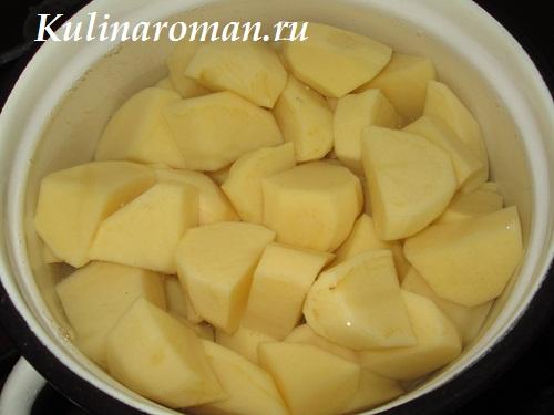 готовим картошку