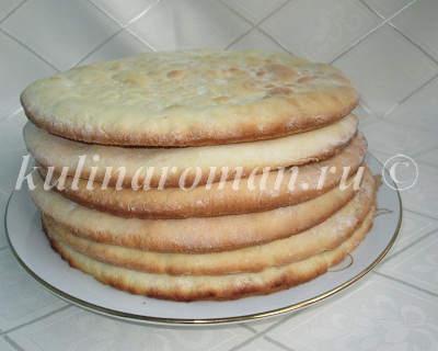 Рецепт торта на скорую руку с фото