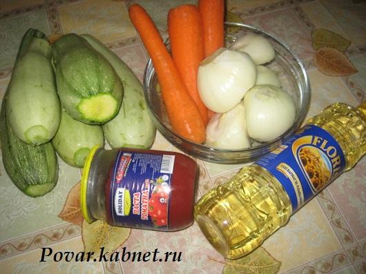 Как делать вкусную икру из кабачков на зиму
