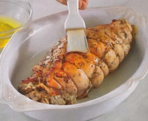 как приготовить рулет из филе курицы в духовке