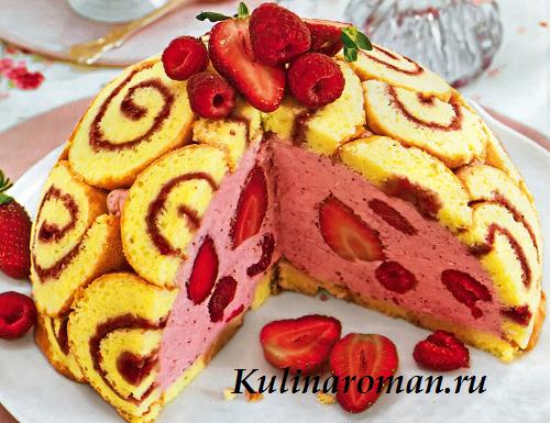 рецепт шарлотка торт