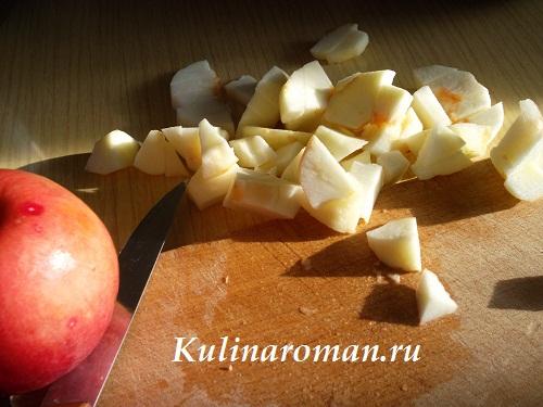 Штрудель рецепт с яблоками