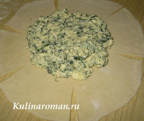 Плаценты с картошкой рецепт