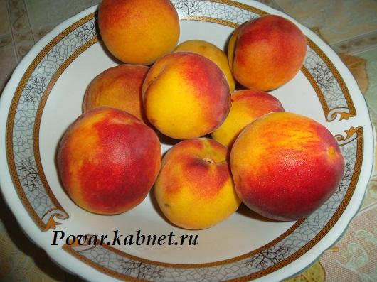 варенье из персиков рецепт