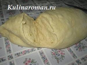 дрожжевое тесто для пирога