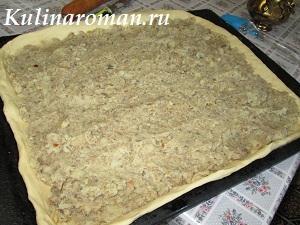 как приготовить пирог с начинкой