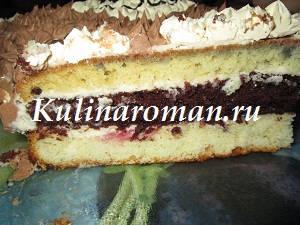 торт мишка рецепт приготовления