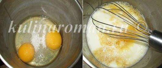 как приготовить блинное тесто