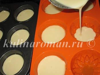 блинные булочки рецепт