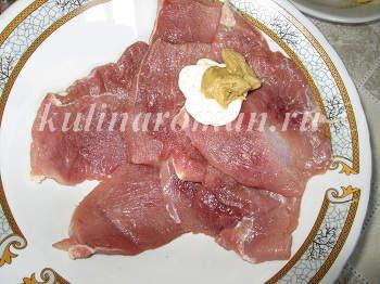 Как вкусно приготовить свинину отбивную