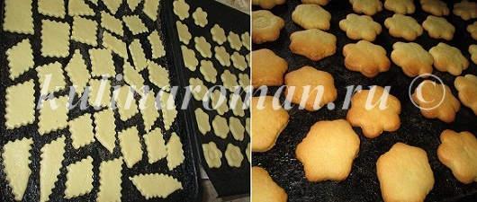 как приготовить печенье на огуречном рассоле