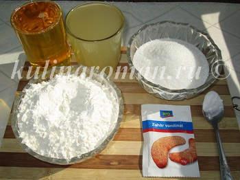 продукты для постного печенья