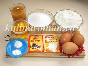продукты для шифонового бисквита