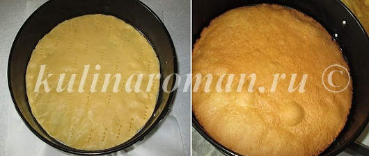 Коржики медом рецепты
