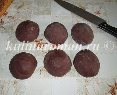 шоколадный медовик пошаговый рецепт