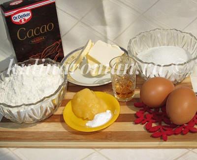 как приготовить шоколадный медовик