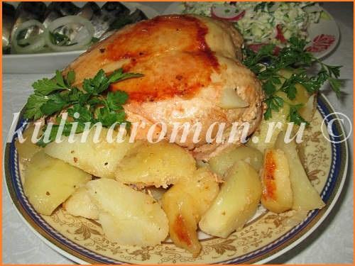 Курица с кефиром в мультиварке рецепты с фото