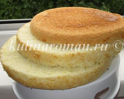 Рецепт вкусного торта черепаха со сметанным кремом