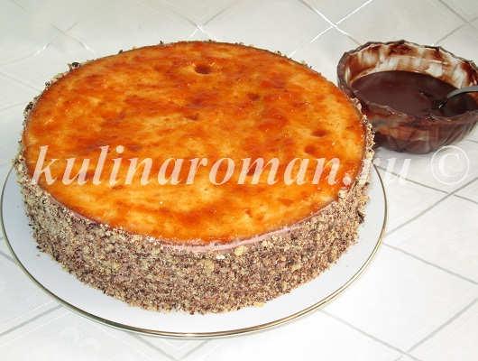 медовый торт на именины