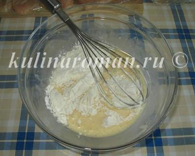 рецепт кляра