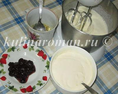 продукты для пирога