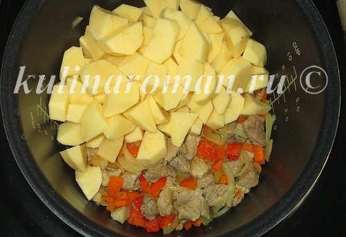 жаркое рецепт приготовления
