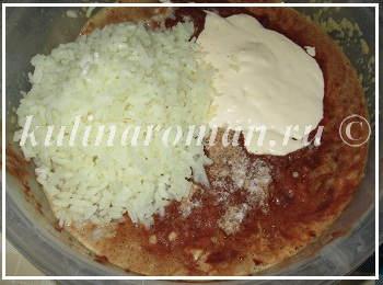 печень с рисом в мультиварке