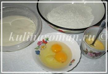как приготовить сдобное тесто