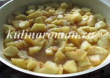 как приготовить карамельные яблоки