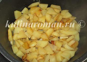 жареная картошка рецепт