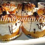 пирожные рецепт