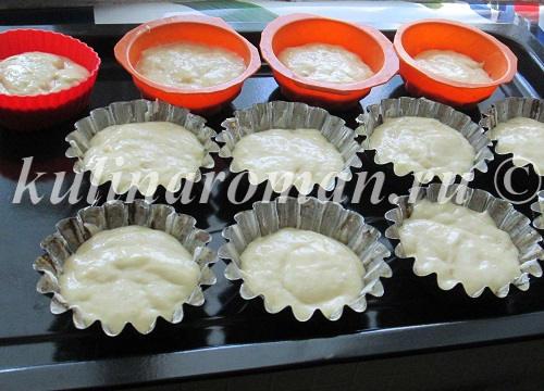 пирожные саварине