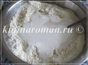 как приготовить тесто на рогалики