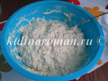 тесто для хлеба рецепт