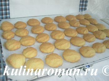 как приготовить песочное печенье
