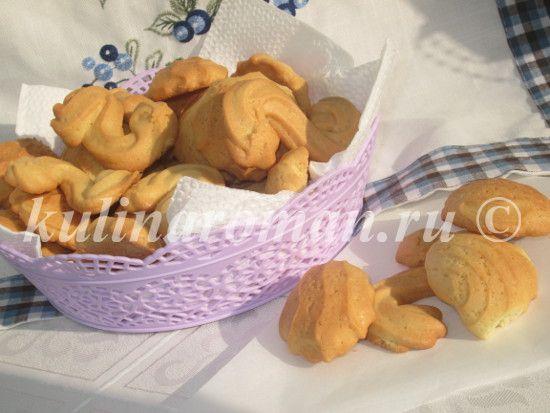 домашнее печенье рецепт на желтках