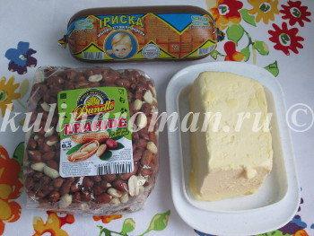 шоколадный масляный крем