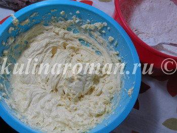 песочное тесто для торта
