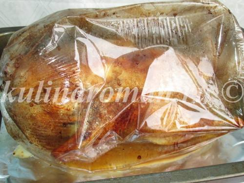 запеченная утка рецепт