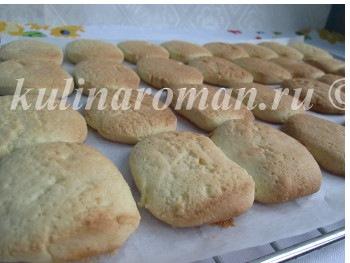 печенье для чоко пая