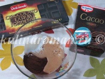 рецепт шоколадной глазури для печений