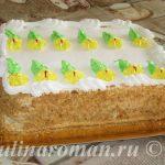 Торт для фуршета