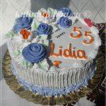 торт из крема для женщины