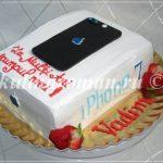 торт айфон 7