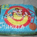 торт для борца