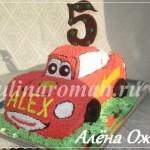 торт для мальчика 5 лет