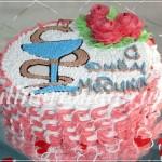 торт для медика