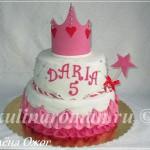 торт для принцессы