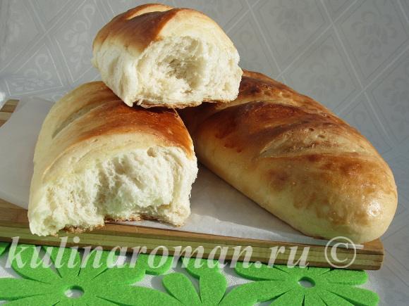 как испечь вкусный хлеб