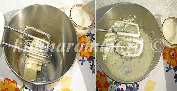 рецепт масляного крема